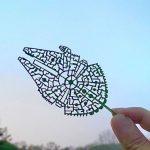 Lito Leaf art