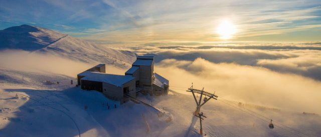 Tél Karintiában